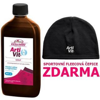 Vitar Veterinae Artivit sirup 500 ml   Športová fleecová čiapka