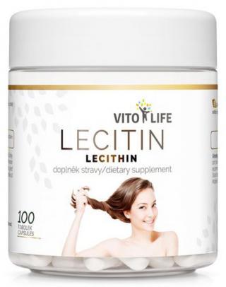 Vito life Lecitin, 100 tobolek