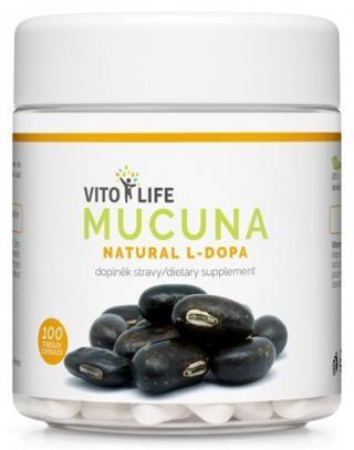 Vito life Mucuna pruriens 100 tobolek