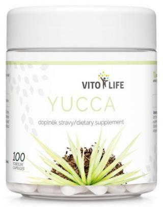 Vito life Yucca, 100 tobolek