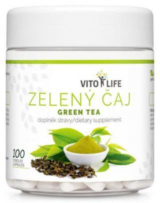 Vito life Zelený čaj, 100 tobolek