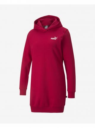 Voľnočasové šaty pre ženy Puma - červená dámské XS