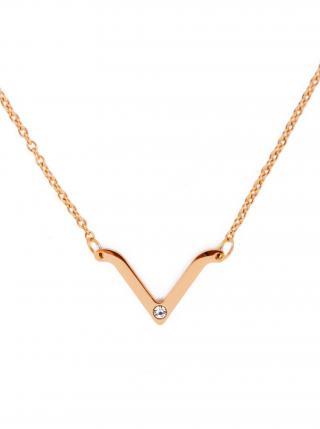 Vuch náhrdelník Visage Gold dámské zlatá ONE SIZE