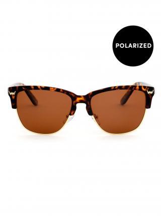 Vuch slnečné okuliare Tygry dámské hnedá