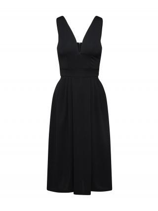 WAL G. Kokteilové šaty WG 6275  čierna dámské 34