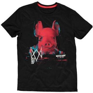 Watch Dogs Legion – Pork Head – tričko