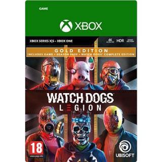 Watch Dogs Legion Gold Edition – Xbox Digital