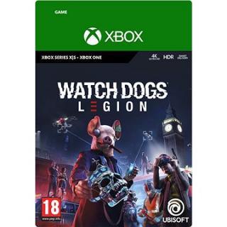 Watch Dogs Legion Standard Edition – Xbox Digital
