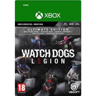 Watch Dogs Legion Ultimate Edition – Xbox Digital