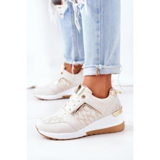 Wedge Sneakers Beige Weekend dámské Other 38