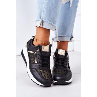 Wedge Sneakers Black Weekend dámské Other 38