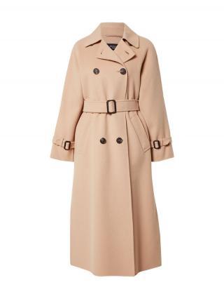 Weekend Max Mara Prechodný kabát POTENTE  béžová dámské M