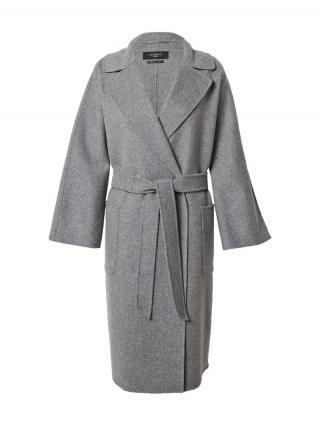 Weekend Max Mara Prechodný kabát SELZ  sivá melírovaná dámské XS
