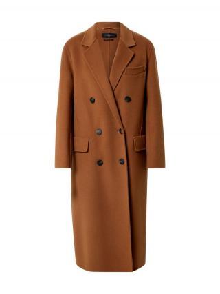 Weekend Max Mara Prechodný kabát TORBOLE  hnedá dámské XS