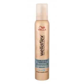 Wella Wellaflex Flexible Extra Strong Hold 200 ml tužidlo na vlasy pre ženy extra silná fixácia dámské 200 ml