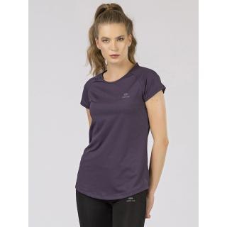 Women´s purple sports t-shirt TOMMY LIFE dámské Neurčeno XL