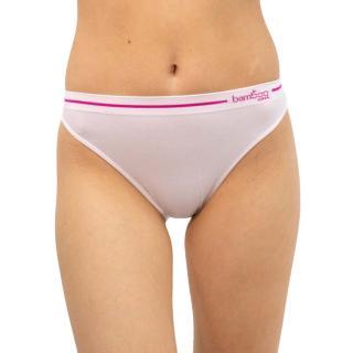 Women's panties Gina bamboo white  dámské Neurčeno L
