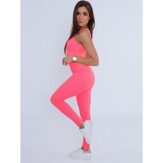 Womens 3in1 tracksuit PANAMERA pink Dstreet AY0527 dámské Neurčeno M