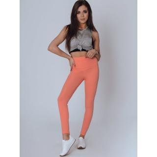 Womens leggings MEDA pink UY0790 dámské Neurčeno S