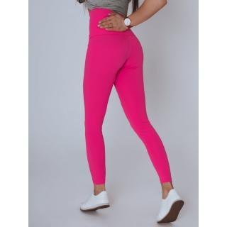 Womens leggings MEDA pink UY0792 dámské Neurčeno XL
