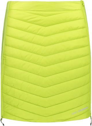 Womens skirt TRIMM RONDA dámské Lime Green XS