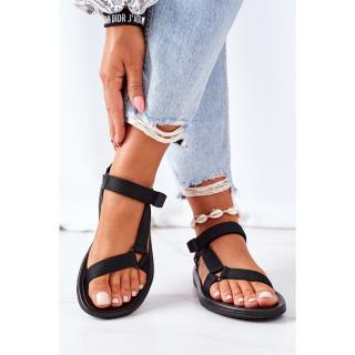 Womens Sport Sandals Black Ultimate dámské Other 36