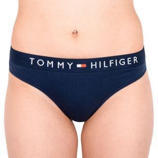 Womens thong Tommy Hilfiger dark blue  dámské Other M