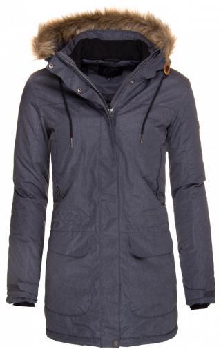 Womens winter coat HANNAH Galiano dámské magnet mel 40