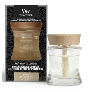 WoodWick Aróma difuzér Fireside 148 ml