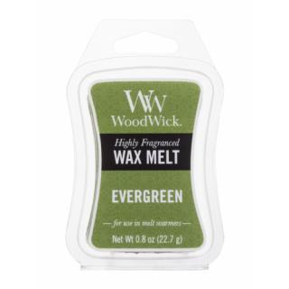WoodWick Evergreen 22,7 g vonný vosk unisex 22,7 g