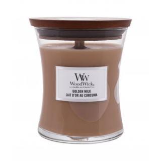 WoodWick Golden Milk Garden Oasis 275 g vonná sviečka unisex 275 g