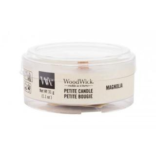 WoodWick Magnolia 31 g vonná sviečka unisex 31 g