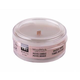 WoodWick Sacred Smoke 31 g vonná sviečka unisex 31 g