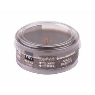 WoodWick Sand & Driftwood 31 g vonná sviečka unisex 31 g