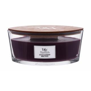 WoodWick Spiced Blackberry 453,6 g vonná sviečka unisex 453,6 g