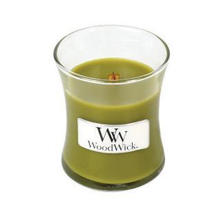 WoodWick Vonná sviečka váza Apple Basket 85 g