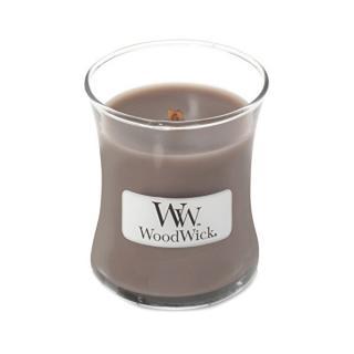 WoodWick Vonná sviečka váza Black Amber & Citrus 85 g