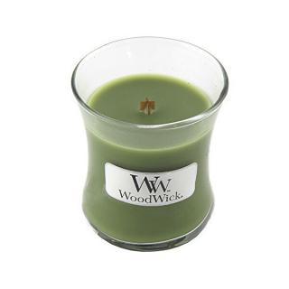 WoodWick Vonná sviečka váza Evergreen 85 g