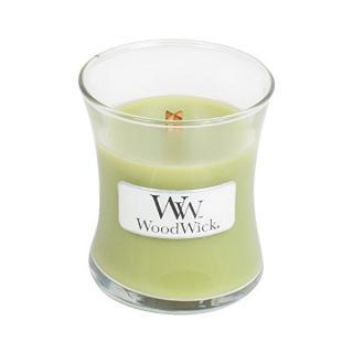WoodWick Vonná sviečka váza Fern 85 g
