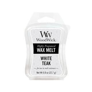 WoodWick Vonný vosk White Teak 22,7 g