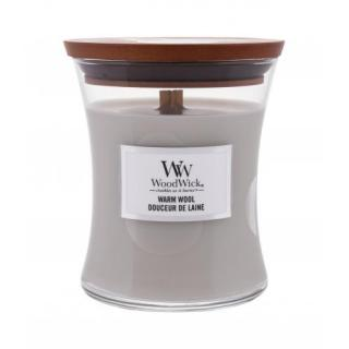 WoodWick Warm Wool 275 g vonná sviečka unisex 275 g