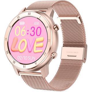 Wotchi Smartwatch W89R - Rose Gold - SLEVA dámské ružové zlato