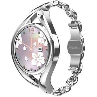 Wotchi Smartwatch W99S - Silver - SLEVA I dámské strieborná