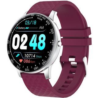 Wotchi W03PE Smartwatch - Purple - SLEVA pánské fialová