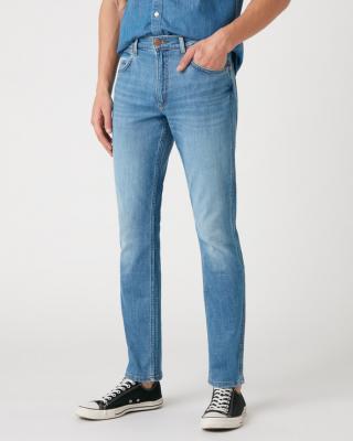 Wrangler Greensboro Jeans Modrá pánské 32/34
