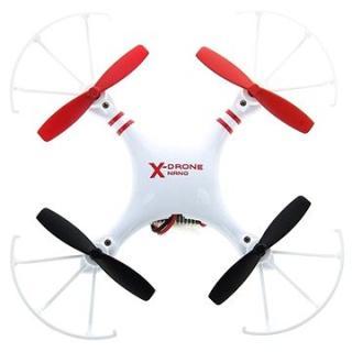 X-drone nano dron biely