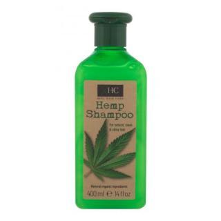 Xpel Hemp 400 ml šampón pre ženy BIO prírodný produkt; na všetky typy vlasov; Prírodný; Cruelty free dámské 400 ml