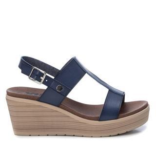 XTi Dámske sandále Navy Pu Ladies Sandals 49868 Navy 39 dámské