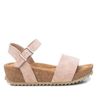 XTi Dámske sandále Nude Nobuko Pu Ladies Sandals 34256 Nude 37 dámské