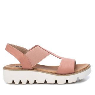 XTi Dámske sandále Nude Pu Combined Ladies Sandals 49850 Nude 36 dámské